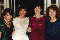 M's Wedding Oct 1990